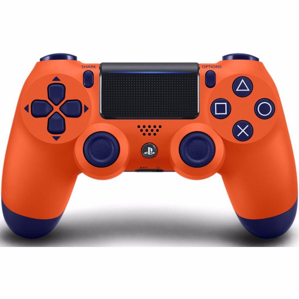Sony PS4 Wireless Dualshock 4 V2 Controller (Oranje)