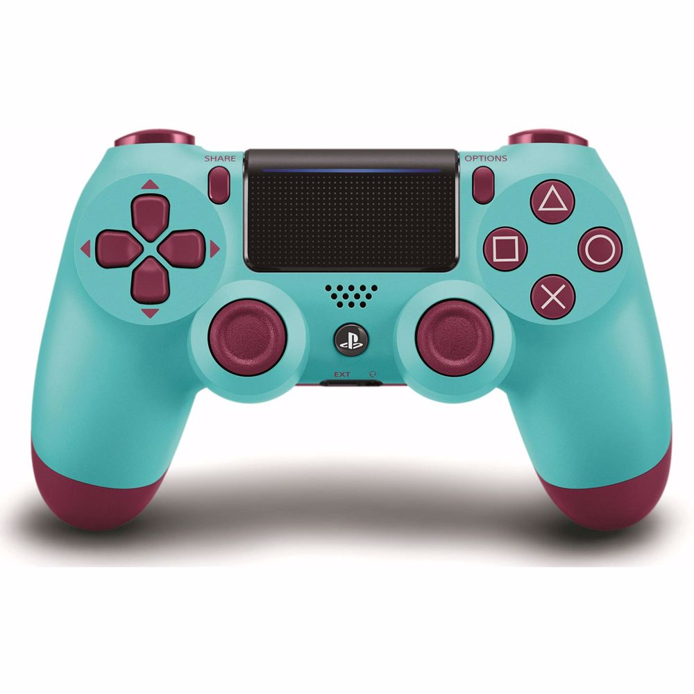 Sony PS4 Wireless Dualshock 4 V2 Controller (Berry Blue)