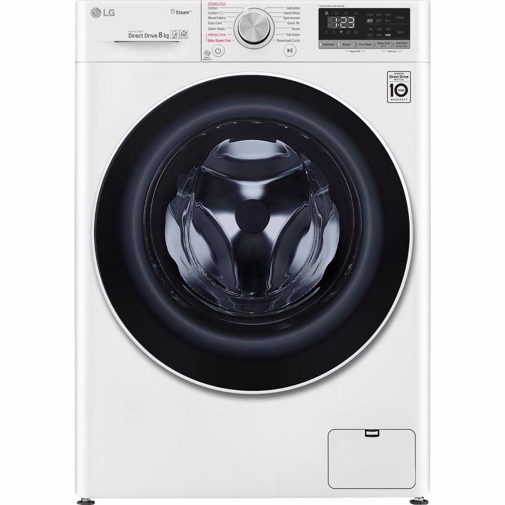 LG wasmachine F4WN508S0