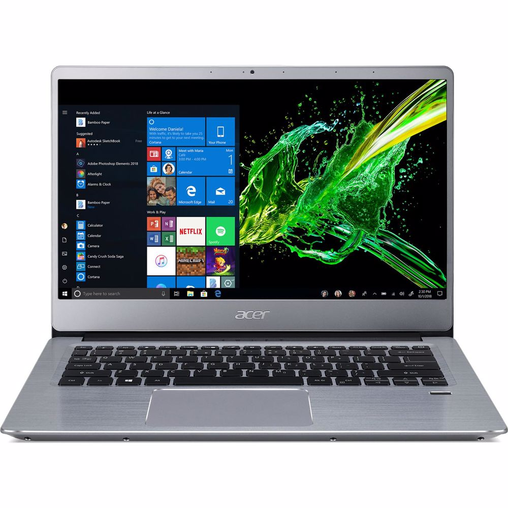 Acer laptop Swift 3 SF314-41-R69Y (Grijs)