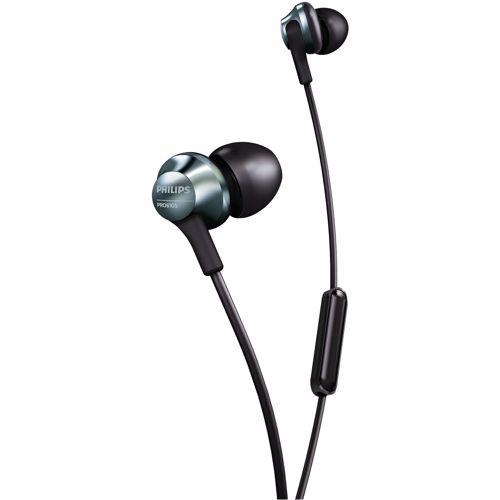 Philips in-ear hoofdtelefoon PRO6105BK/00