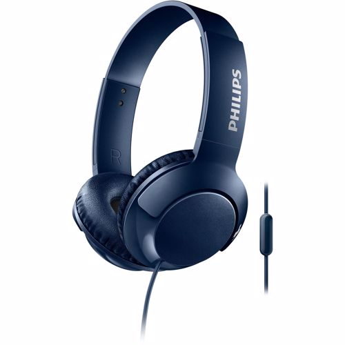 Philips hoofdtelefoon SHL3075 (Blauw)