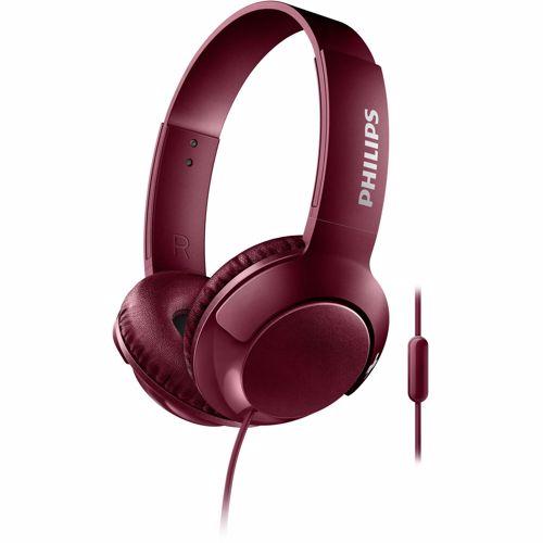 Philips hoofdtelefoon SHL3075 (Rood)