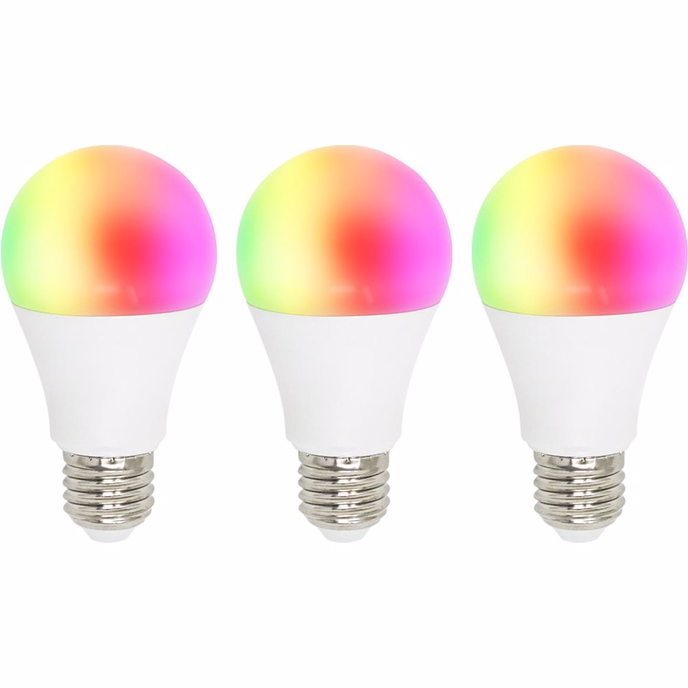Woox sfeerverlichting Smart Bulb RGBW R4553 E27 3-PACK
