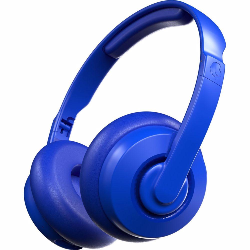Skullcandy Cassette draadloze on-ear hoofdtelefoon (Blauw)