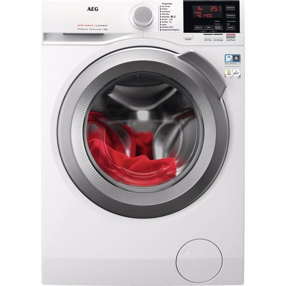 AEG ProSense wasmachine L6FBNR1