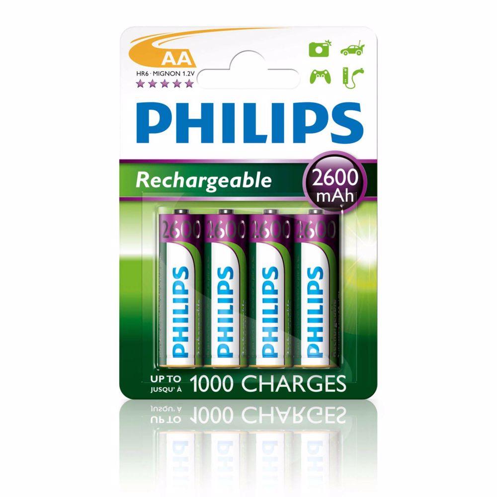 Philips oplaadbare batterij R6B4B260