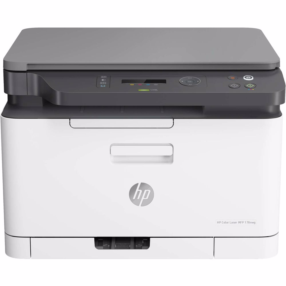 HP all-in-one Color Laser printer 178NW