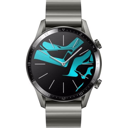Huawei smartwatch Watch GT 2 (Grijs)