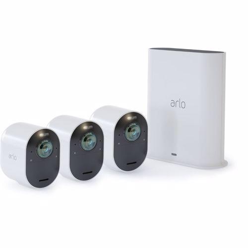 Arlo Ultra 4K 3-Pack Cameraset