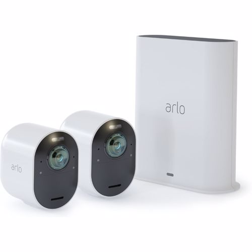 Arlo Ultra 4K Duo pack Cameraset
