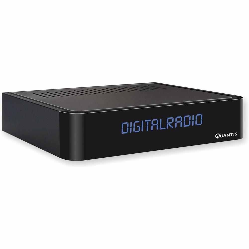 Quantis Digitale DBV-C radiotuner QE317