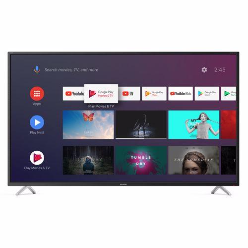 Sharp 4K Ultra HD TV 55BL2