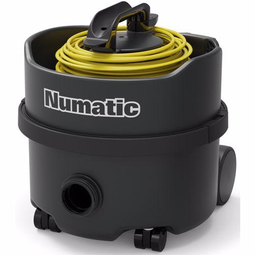 Numatic stofzuiger ERP180-11 (Zwart) met AS0 kit - Prijsvergelijk