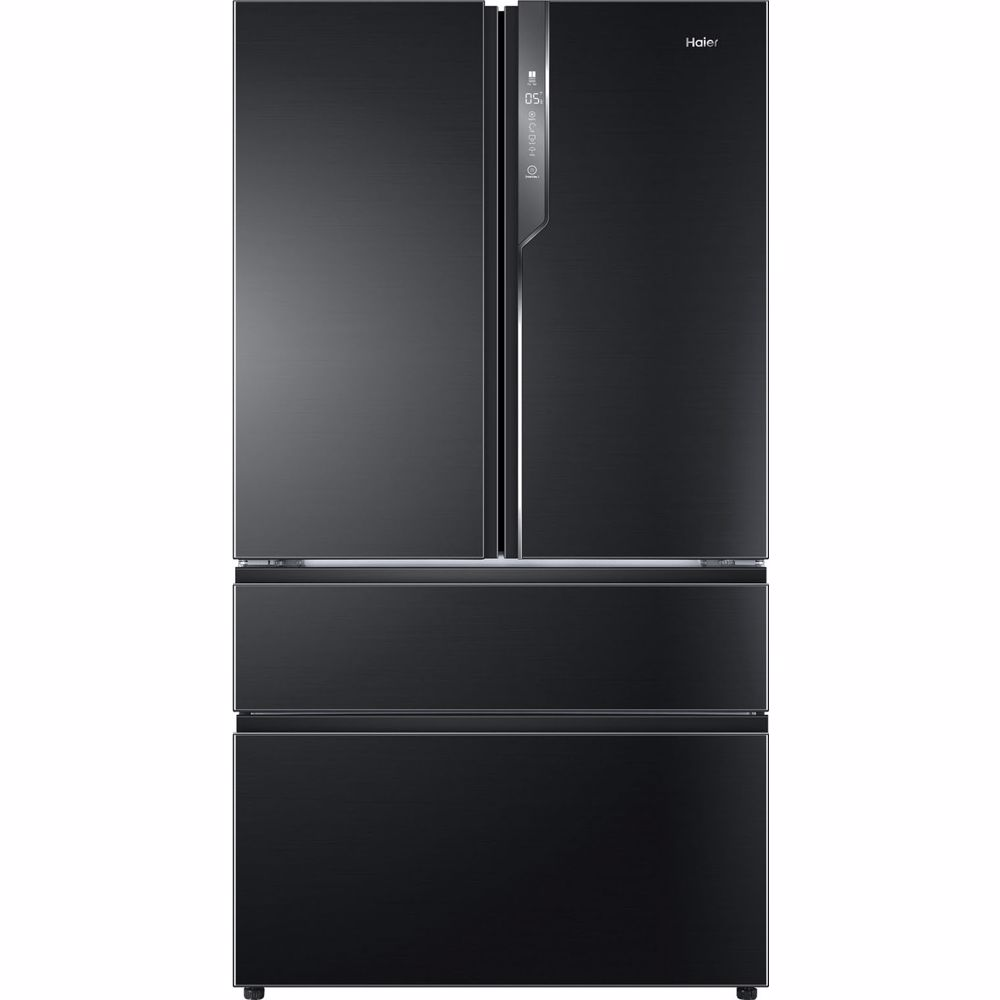 Haier Amerikaanse koelkast HB26FSNAAA (Zwart)