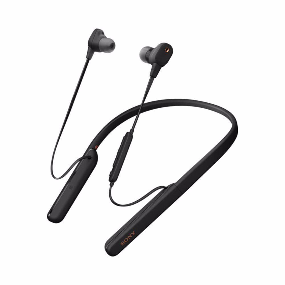 Sony draadloze hoofdtelefoon WI1000XM2 (Zwart)