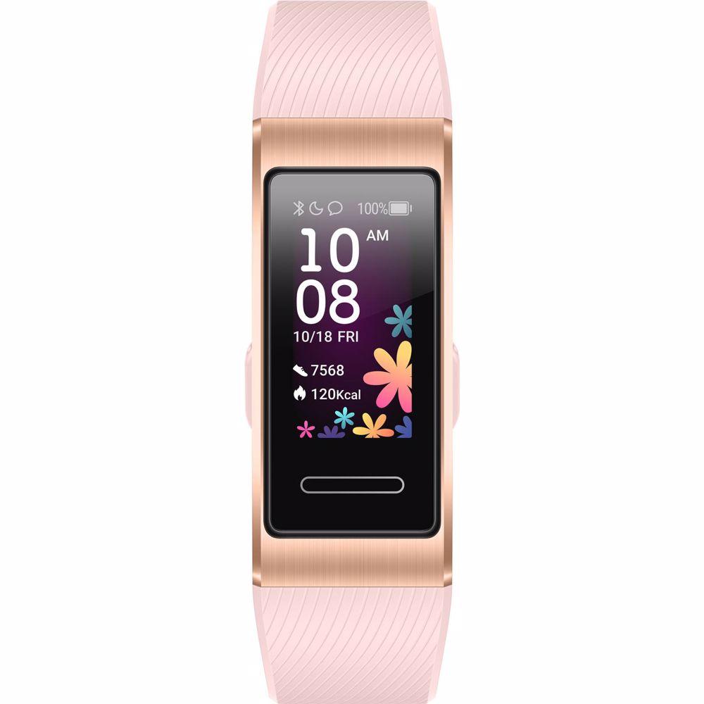 Huawei activiteitstracker Band Pro 4 (Goud/Roze)