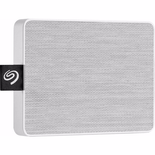 Seagate One Touch Externe SSD harde schijf 500 GB Wit USB 3.0
