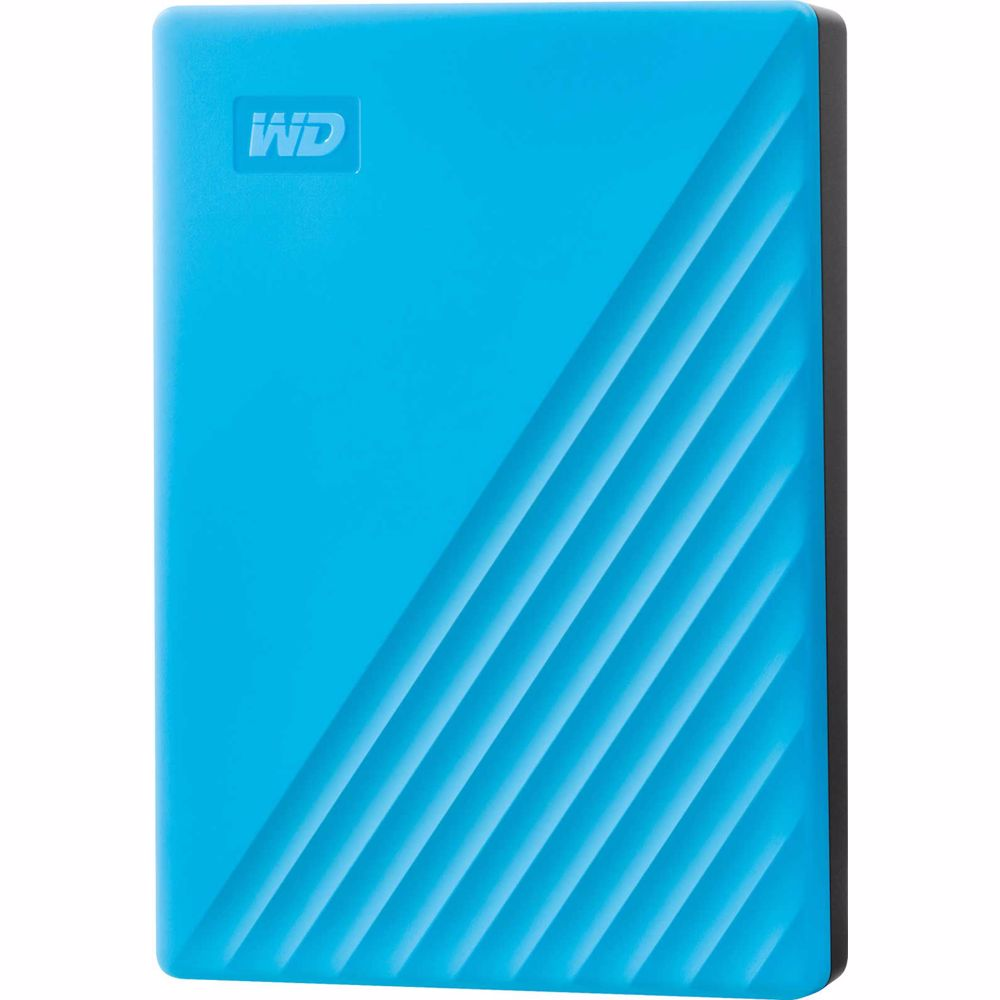 "Western Digital 2,5"" ext. HDD My Passport 2TB (Blauw)"