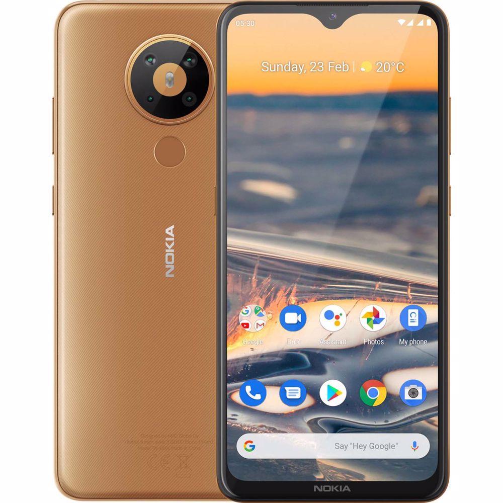 Nokia smartphone 5.3  (Zand Roze)