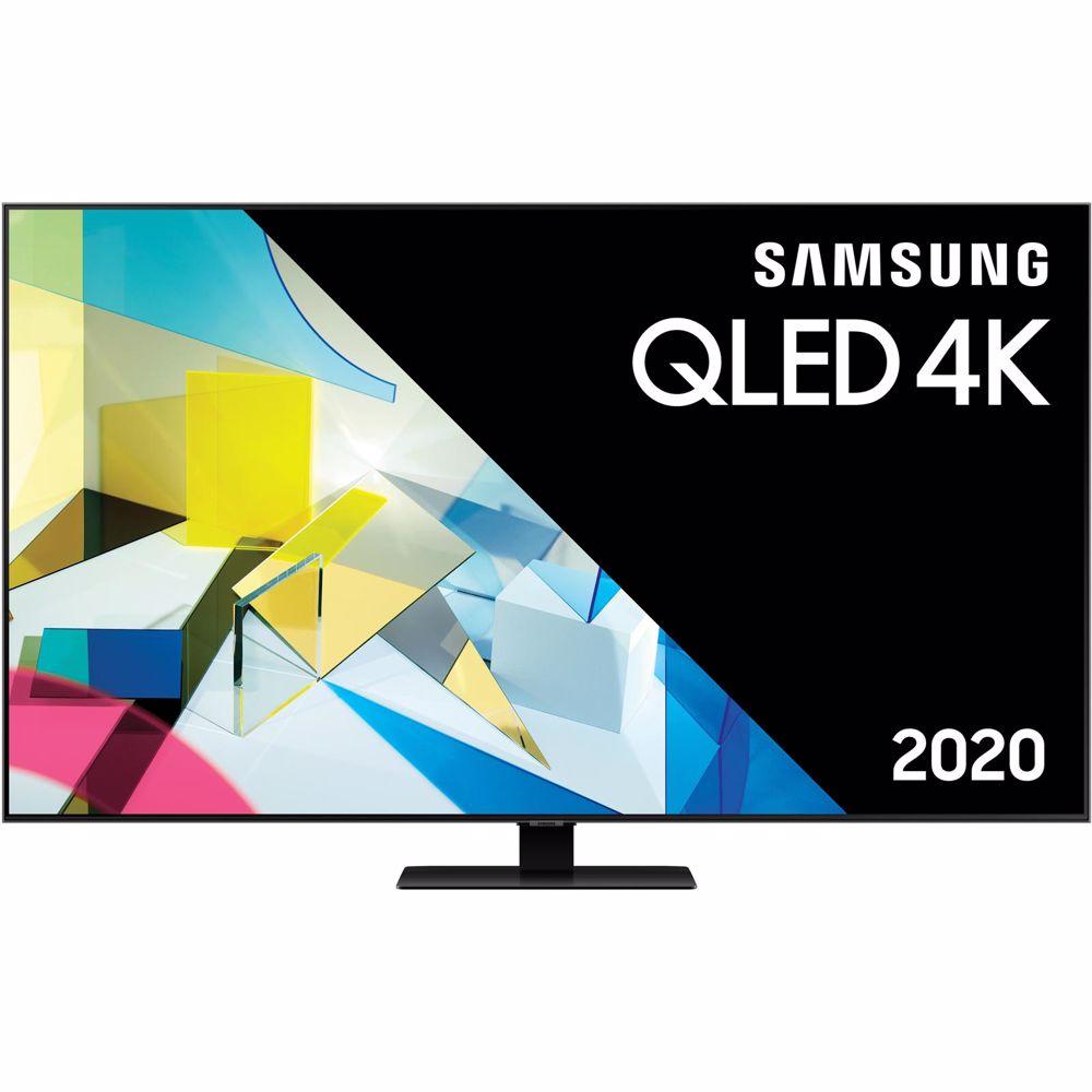Samsung 4K Ultra HD QLED TV 85Q80T (2020)