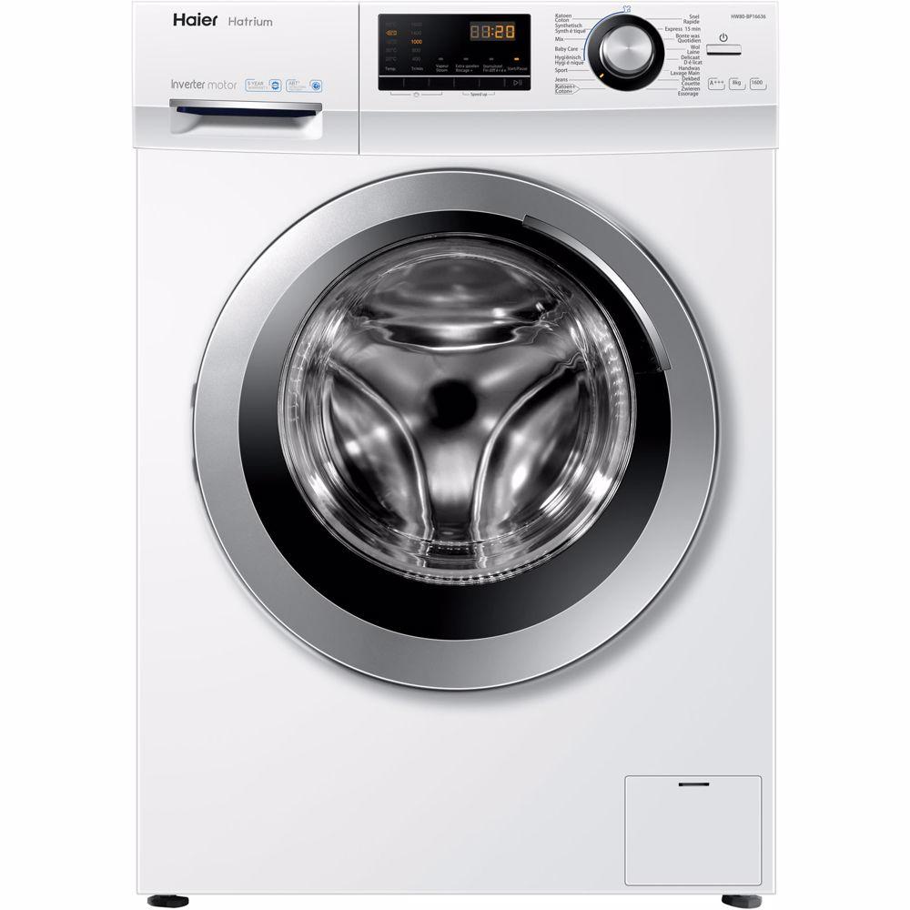 Haier wasmachine HW80-BP16636