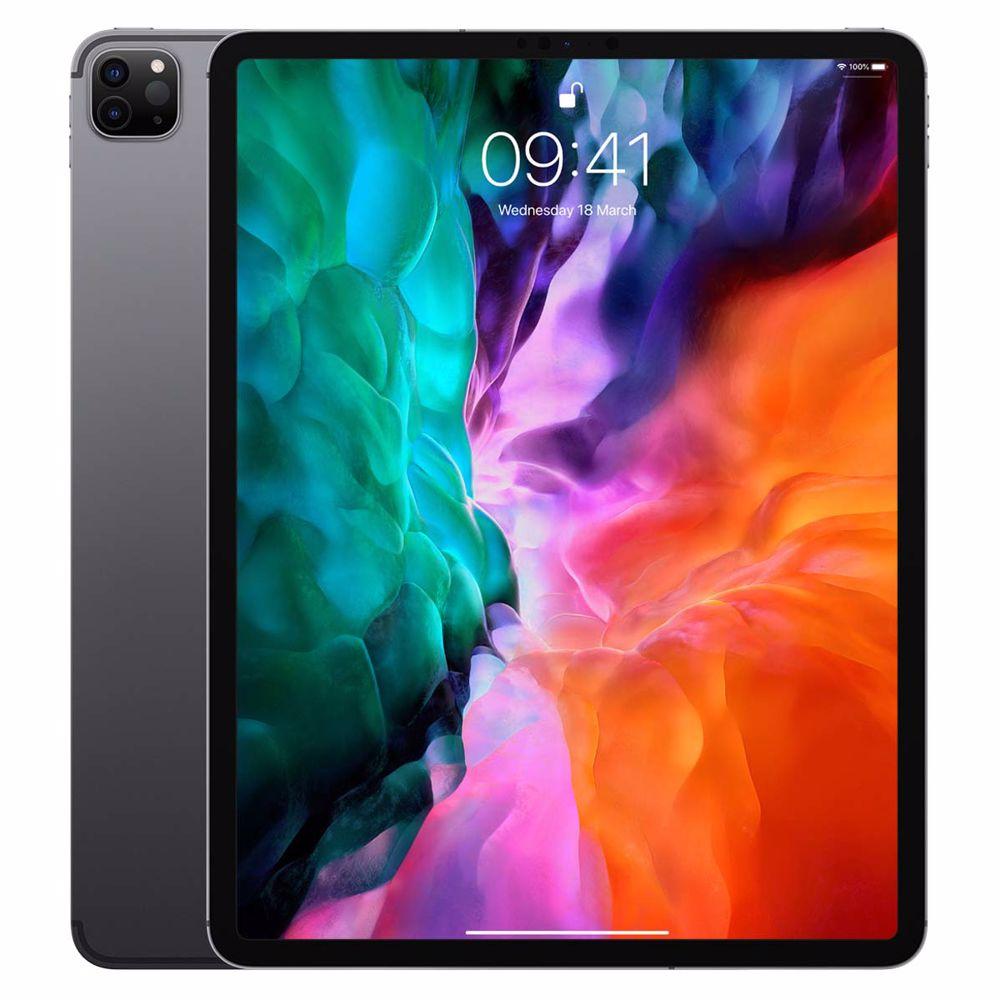 "Apple iPad Pro 12.9"" (2020) Wi-Fi + 4G 128GB (Spacegrijs)"