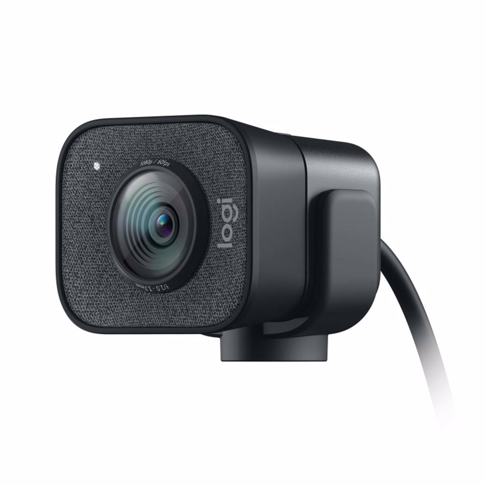 Logitech webcam StreamCam (Zwart)