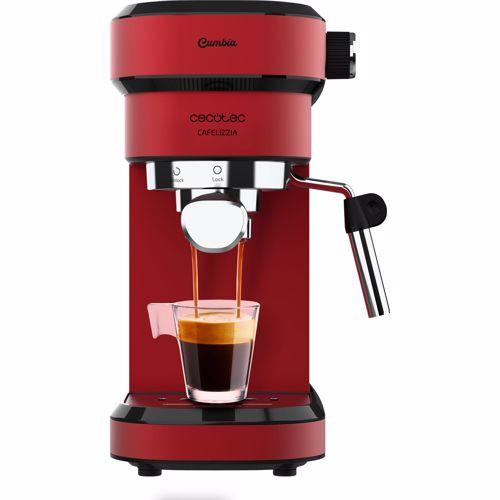 Cecotec espresso apparaat Cafelizzia 790 (Rood)
