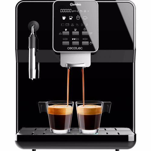 Cecotec espresso apparaat Power Matic-ccino 6000 (Zwart)