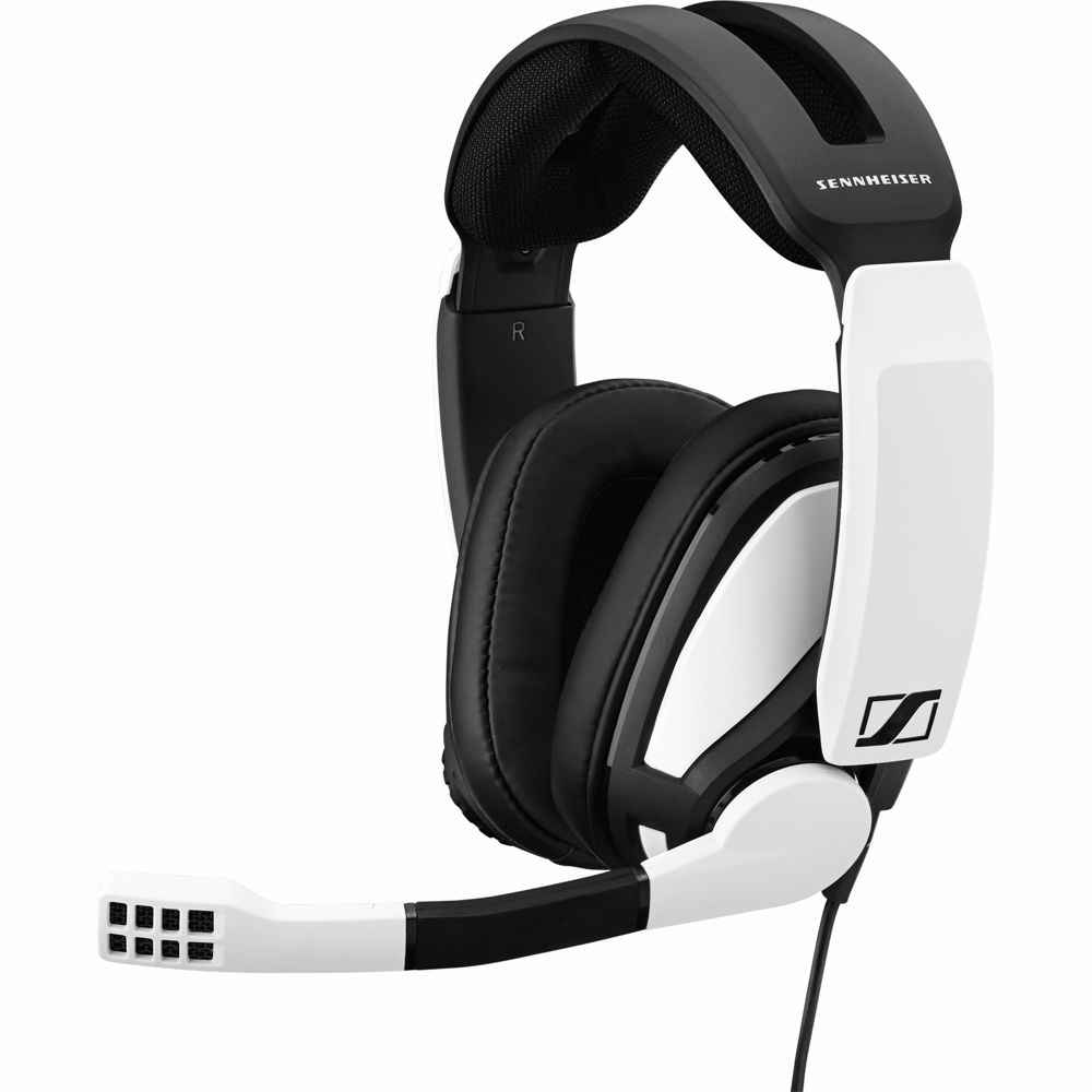 Sennheiser gaming headset GSP 301 (Zwart/Wit)