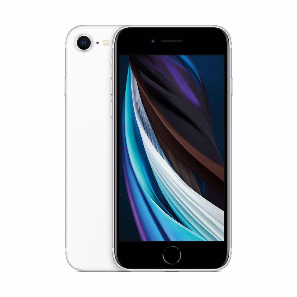 Apple iPhone SE 2020 - 64GB (Wit)