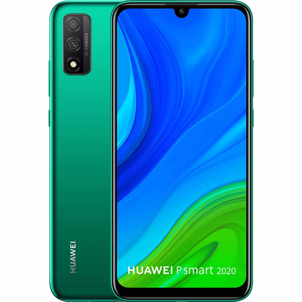 Huawei smartphone P Smart 2020 (Groen)