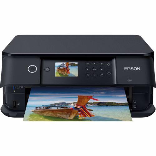 Epson Expression Premium XP-6100 Multifunctionele inkjetprinter Printen, Scannen, Kopiëren USB, WiF