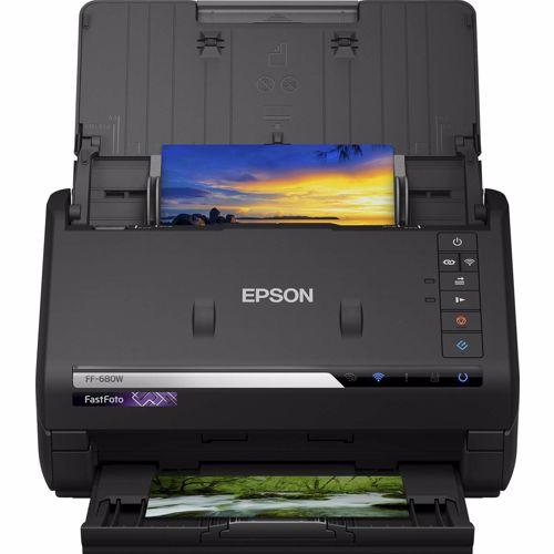 Epson scanner FF680W 8715946654270