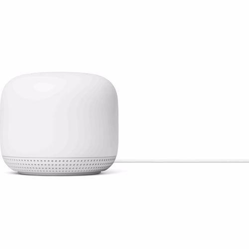 Google Nest multiroom router Wifi Point 1 Stuks (Wit)