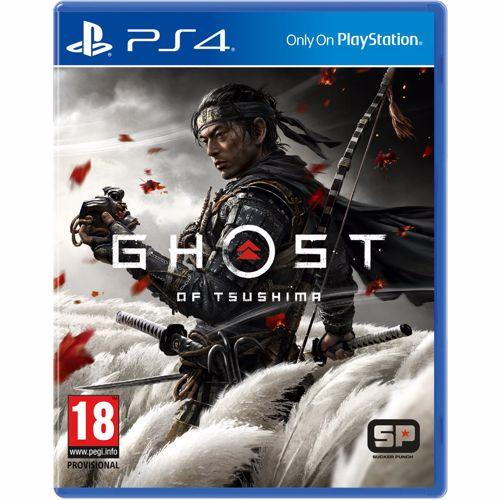 Ghost of Tsushima Standaard+ editie PS4