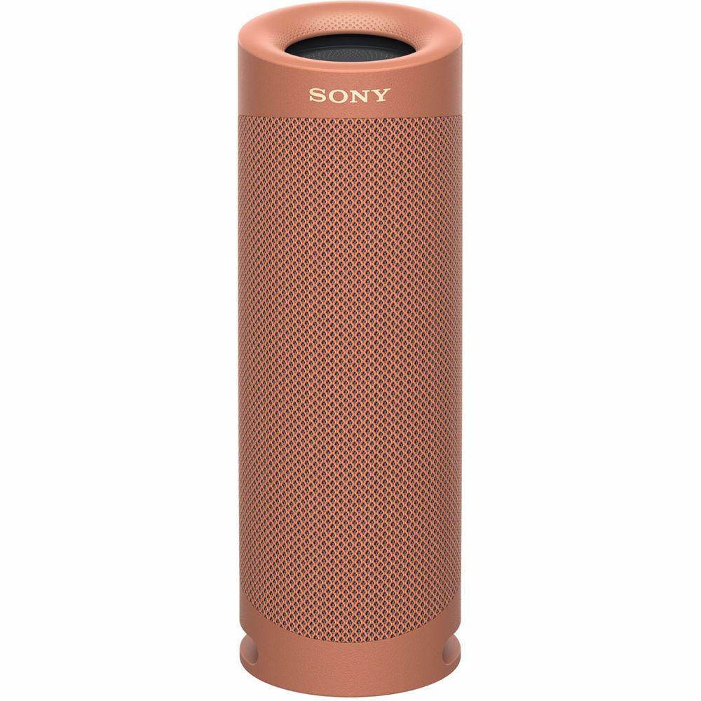 Sony portable speaker SRS-XB23 (Rood)