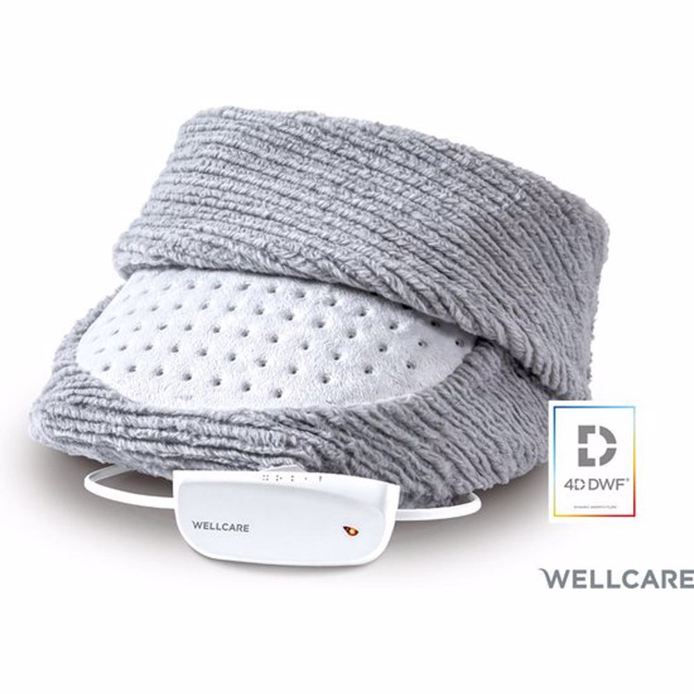 Wellcare voetenwarmer VOETENWARMER GRIJS