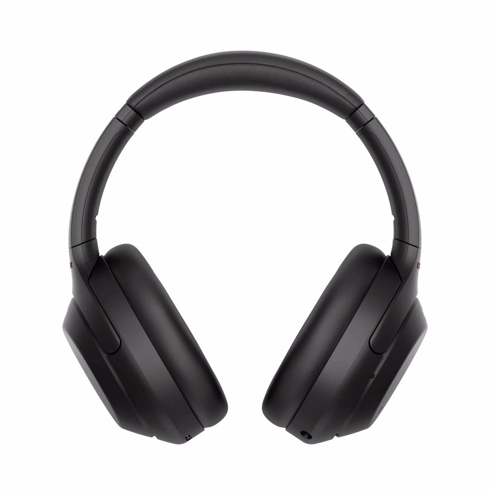 Sony draadloze hoofdtelefoon WH1000XM4B  (Zwart)