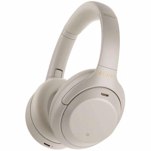 Sony draadloze hoofdtelefoon WH1000XM4S (Zilver) 4548736112162