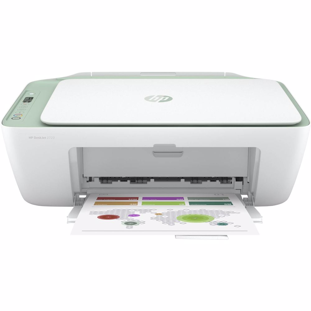 HP all-in-one printer Deskjet 2722 All in One
