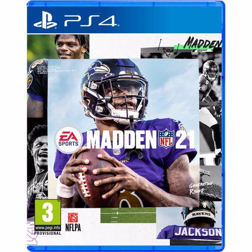 Madden NFL 21 PS4 5035225124434