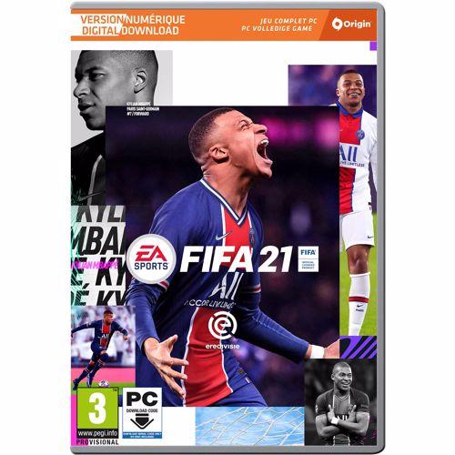 FIFA 21 Standaard editie (code in a box) (PC)