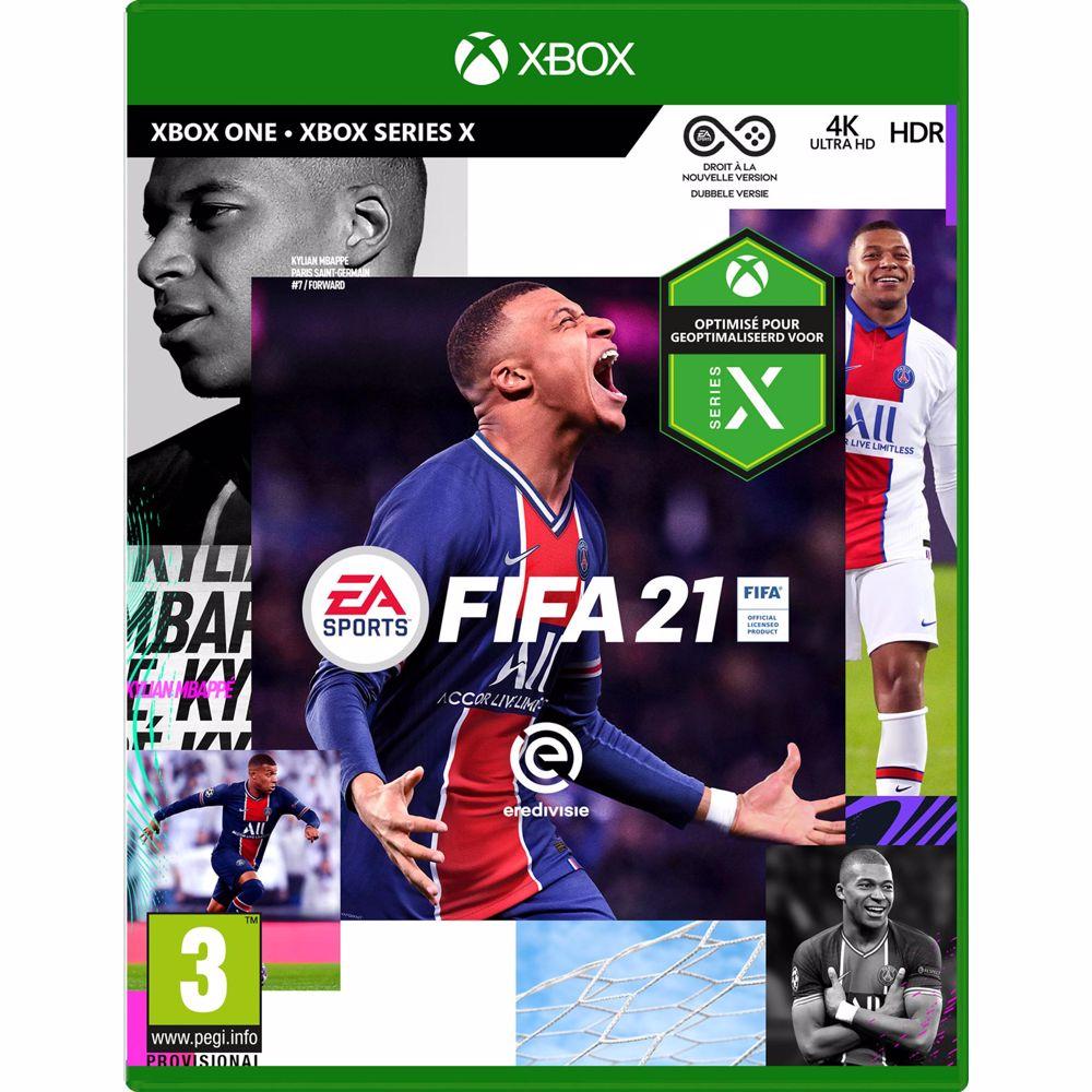 FIFA 21: Standaard Editie Xbox One