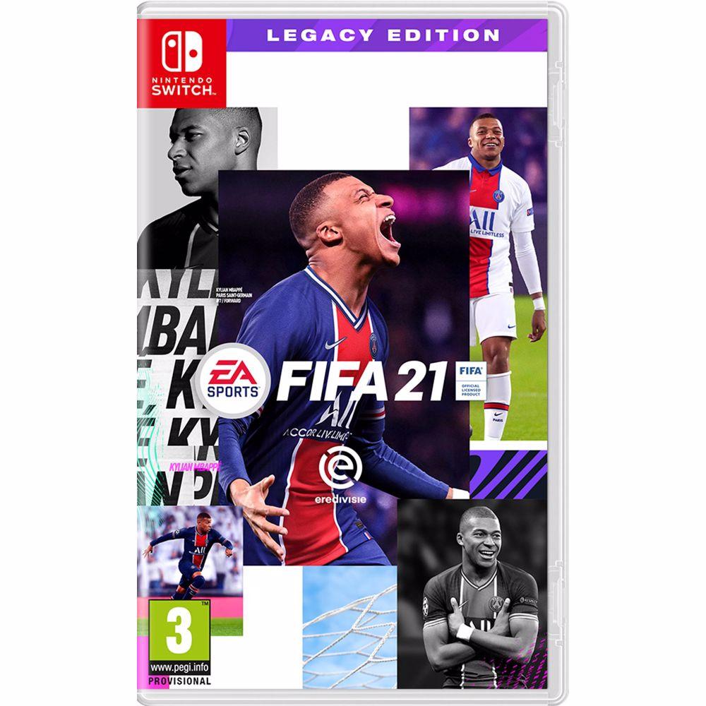 FIFA 21: Legacy Editie voor Nintendo Switch