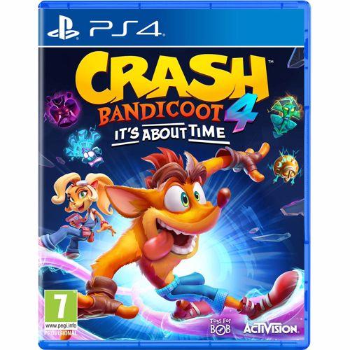 Crash Bandicoot 4: It's About Time PS4 5030917291012