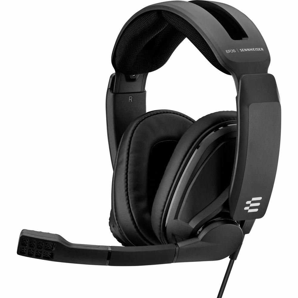 EPOS | Sennheiser gaming headset GSP 302 (Zwart)
