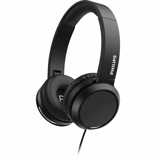 Philips bedrade hoofdtelefoon TAH4105RD/00 (Zwart)