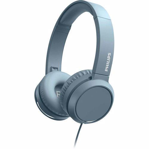 Philips bedrade hoofdtelefoon TAH4105RD/00 (Blauw)